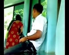 Indian Couple Caught Fucking In College Classroom