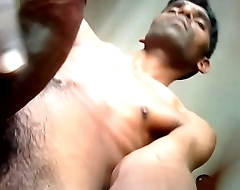Hyderabad boy rajesh dick flashing &amp_ masturbation 3