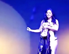Pakistani girl removing her clothes on stage / Follow this Link for more Fucking videos http://zipansion.com/2pYYH