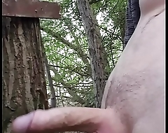 Outdoors Big hard throbbing