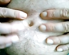 Kocalos - Fingering my bellybutton