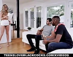 TLBC - Two Black Dicks Plus One White Chick