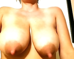Jaxi After Dark - Most epic tits on the internet! Slo-Mo big boobs milking and bouncing!
