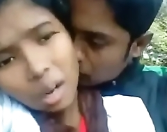 bihar sexy girl romance outdoor by her lover