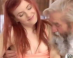 Old men dp Unexpected experience with an older gentleman