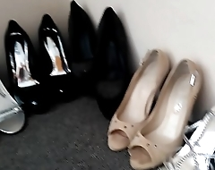 Khloe Cream'_s Arches high heels shoes collection (make a request)